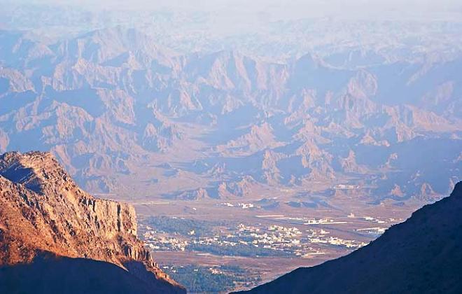 Горы Хаджар