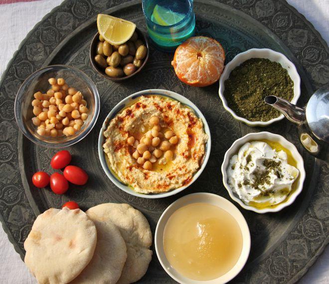 Ресторан Хумус Абу Ганем