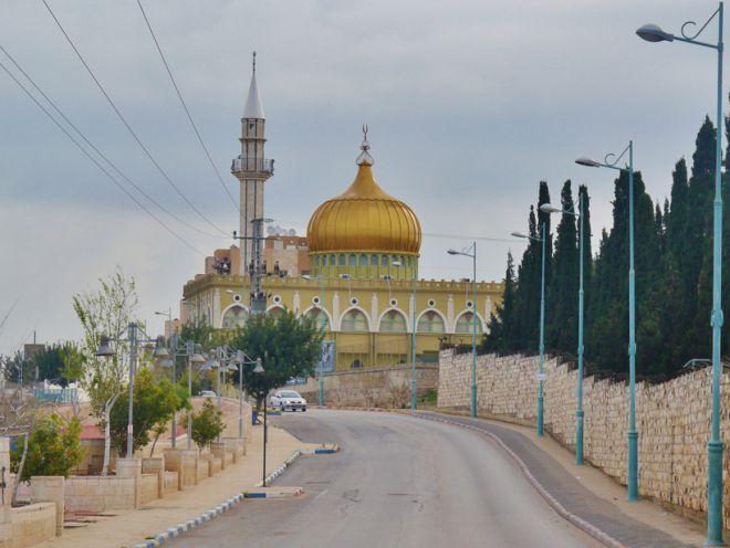 Мечеть Аль-Наби Саин