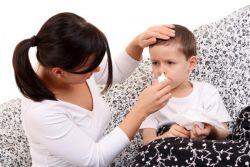 adenoidy v léčbě dětí s nasonexem