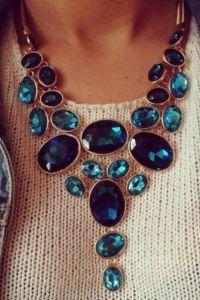 Náhrdelníkové šperky 4