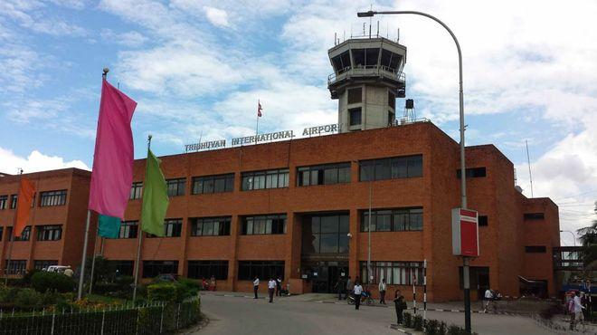 Аэропорт Трибхуван в Катманду, Непал