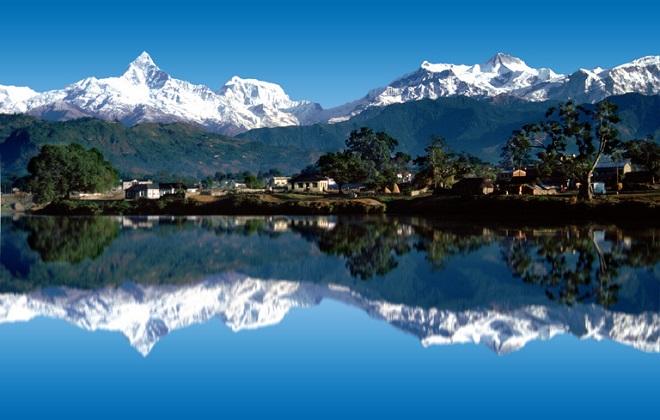 Непальские пейзажи