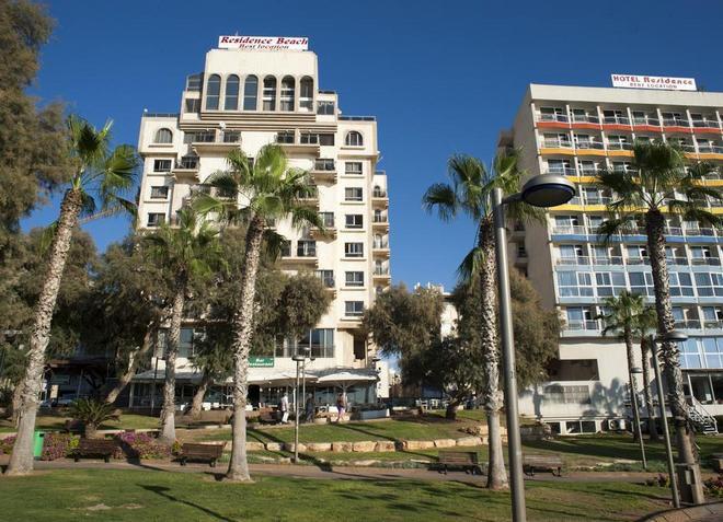 Отель Residence Beach