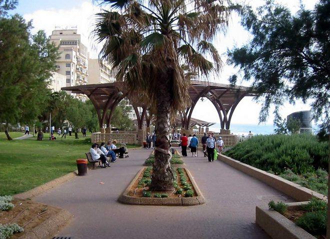 Нетания - перкрасное место для отдыха