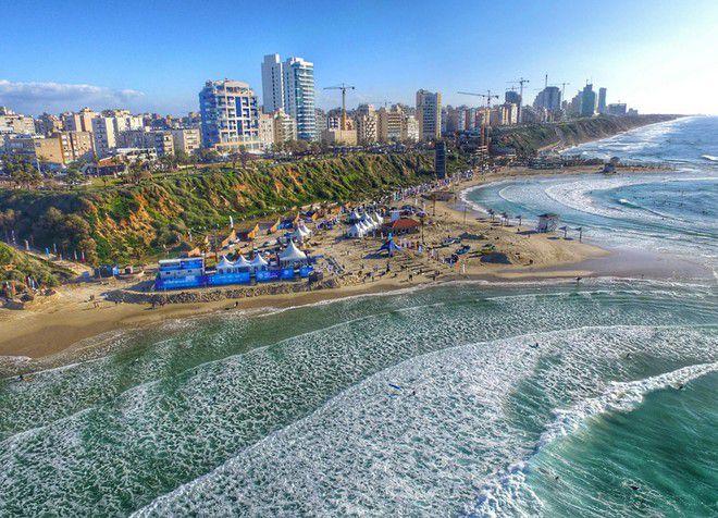 Пляж Амфи