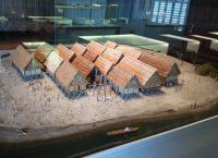 Одна из экспозиций музея Латениум