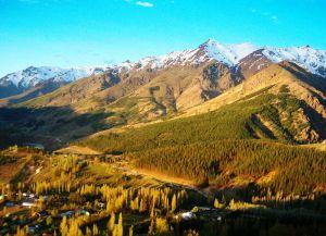 Природа и ландшафты Неукена