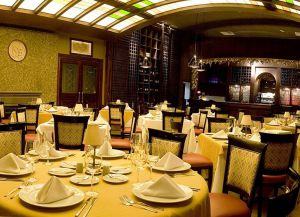 Ресторан в отеле Casino Magic