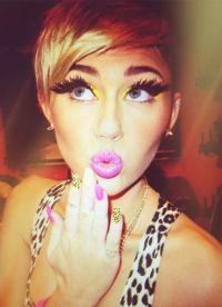 нов образ Miley Cyrus 7