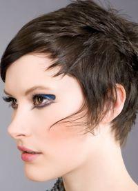 Nova godina frizura za kratko 8