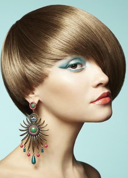 kako napraviti novu godinu dlake na kratkoj kosi 3