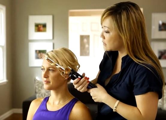 kako napraviti novu godinu dlake na kratkoj kosi 7