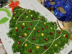 оригиналне новогодишње салате
