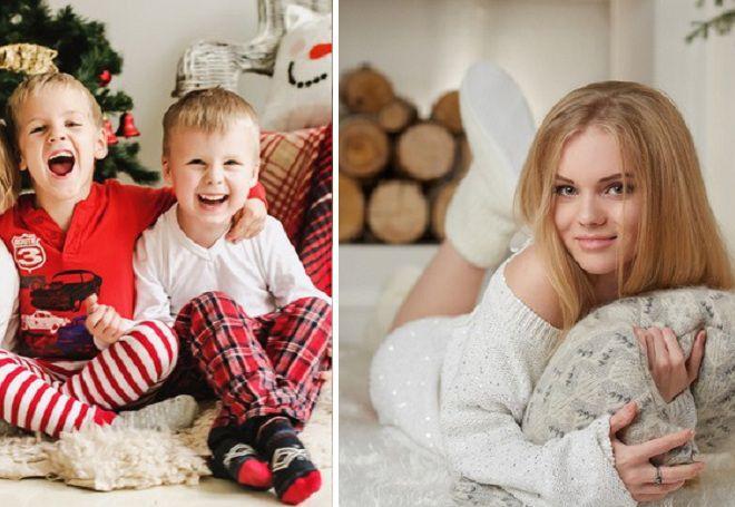 Vánoční ponožky 17