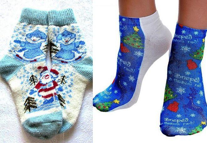 Vánoční ponožky 2