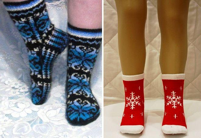 Vánoční ponožky 20