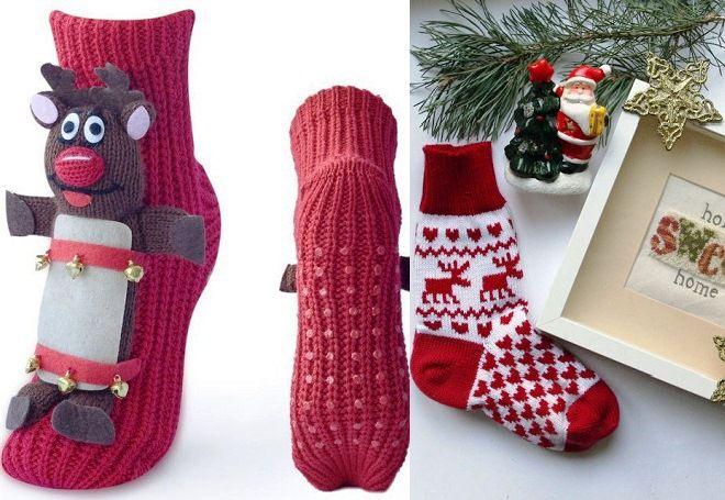 Vánoční ponožky 5
