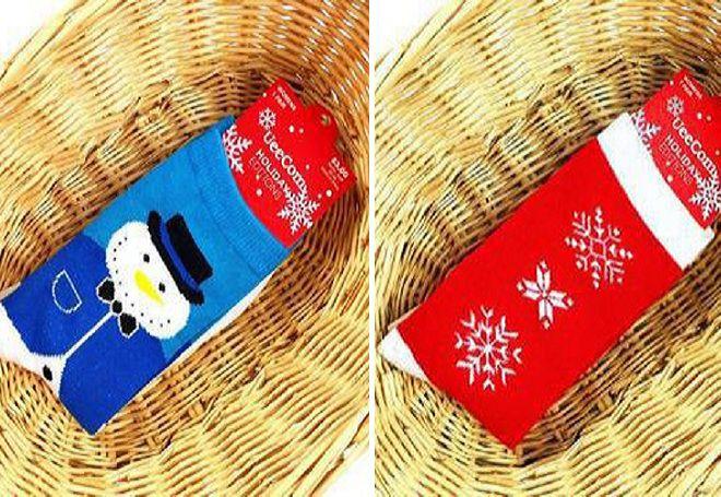 Vánoční ponožky 9