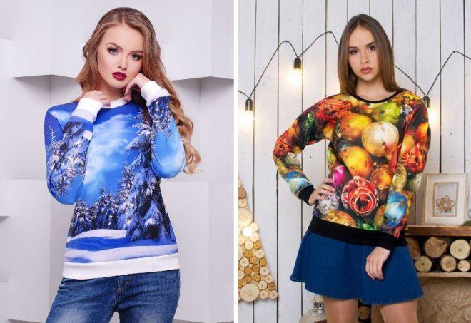 Swetry noworoczne 10