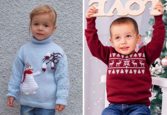 Swetry noworoczne 13