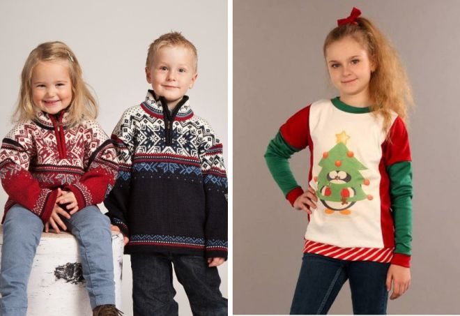 Swetry noworoczne 14
