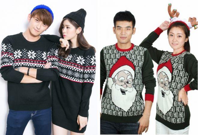 Swetry noworoczne 17