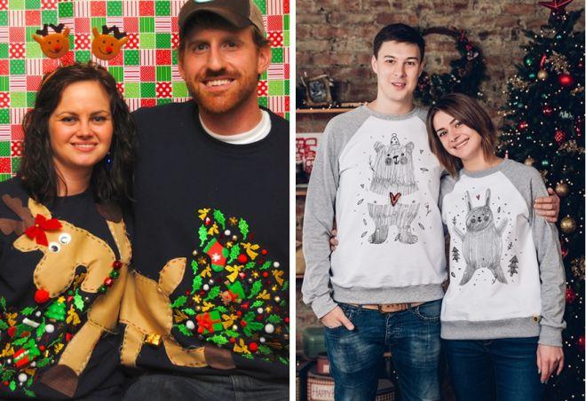 Swetry noworoczne 18