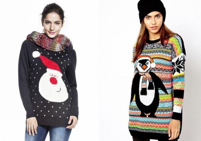 Swetry noworoczne 3