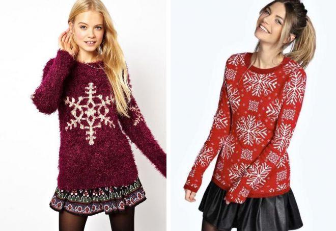 Swetry noworoczne 4
