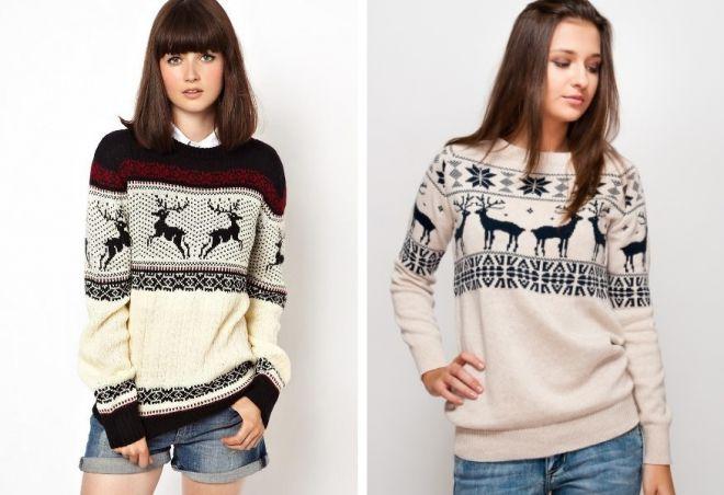 Swetry noworoczne 5