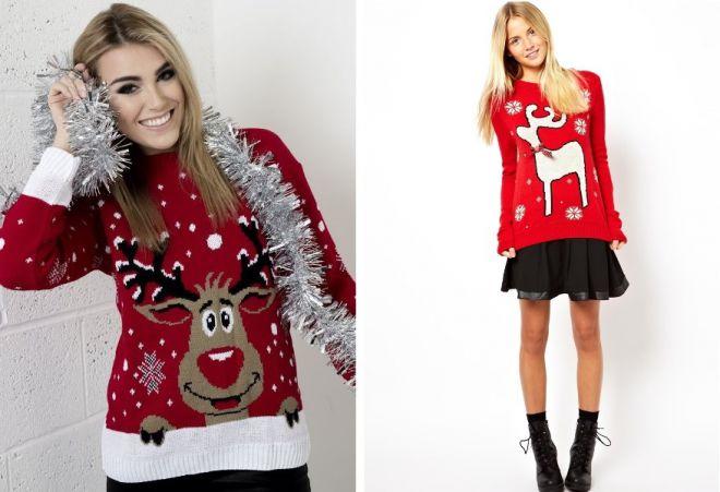 Noworoczne swetry 6