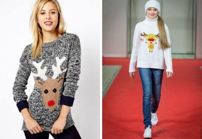 Swetry noworoczne 7