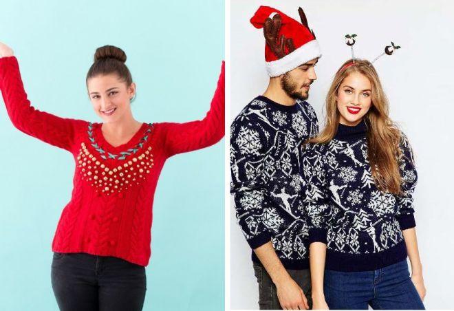 Noworoczne swetry 8