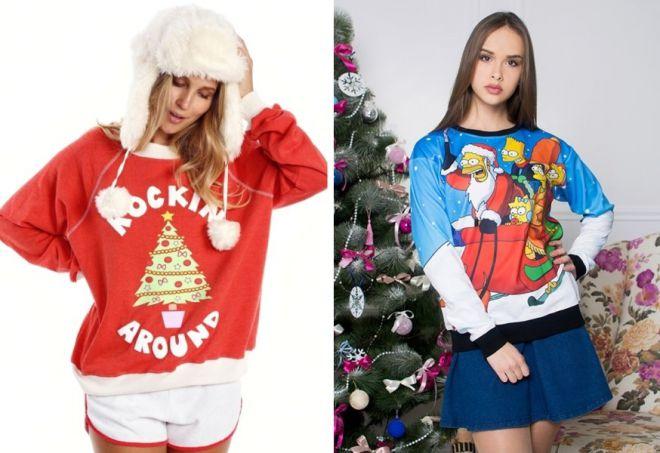 Swetry noworoczne 9