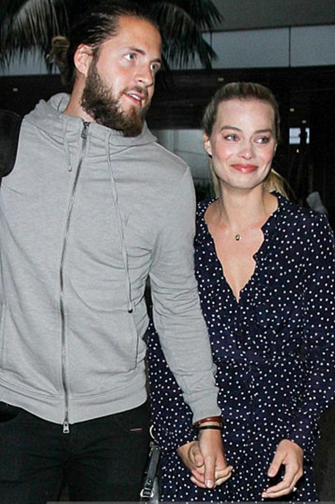 Марго и Том познакомились в 2013 году