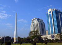 Центр современного города