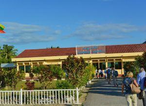 Аэропорт Нгапали