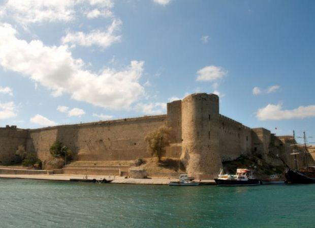 Стены Венецианской крепости