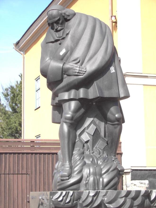 Памятник Луису де Гиру