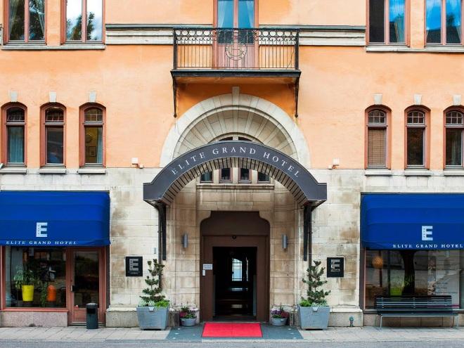 Elite Grand Hotel Norrkoping - один из лучших отелей города