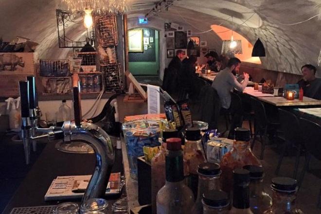 Kvarterskrogen Asken - один из наиболее уютных ресторанов города