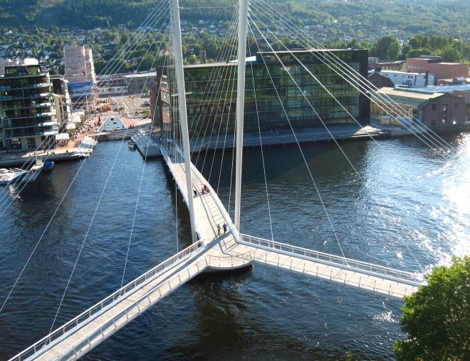 Мост в Драммене