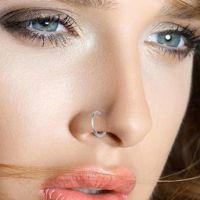 Kolczyki do piercingu w nosie 3