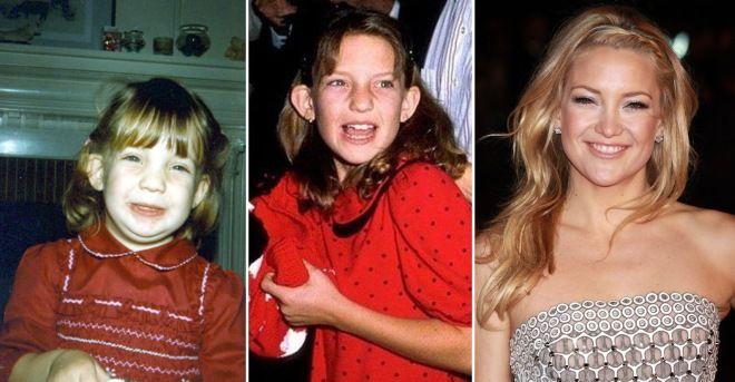 Кейт Хадсон в детстве и подростковом возрасте