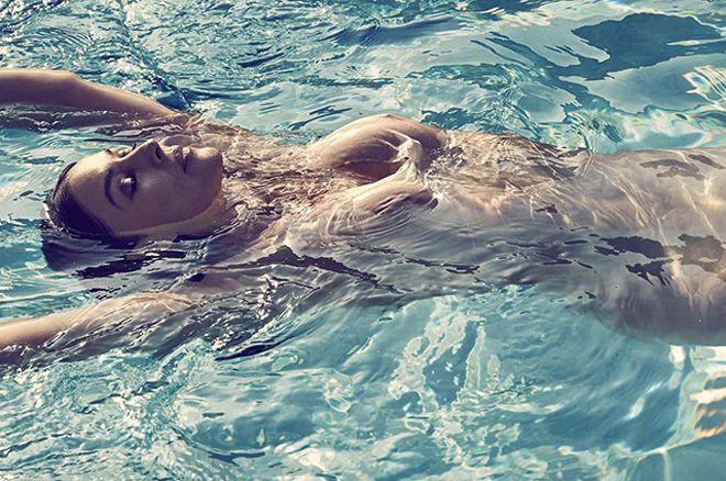 Моника Беллуччи в фотосессии для журнала Paris Match