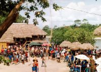 Нуэва-Лоха - причал