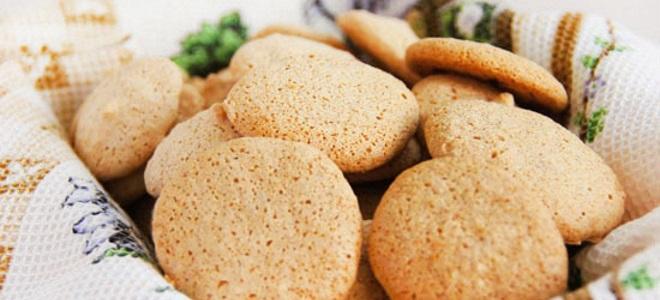 Ciasteczka z orzechami migdałowymi