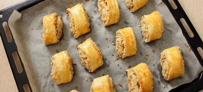 Ciasteczka z orzechami - przepis