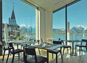 Ресторан Schloss Oberhofen